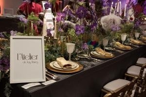 La Real Fábrica de Tapices- L'Atelier de las Flores